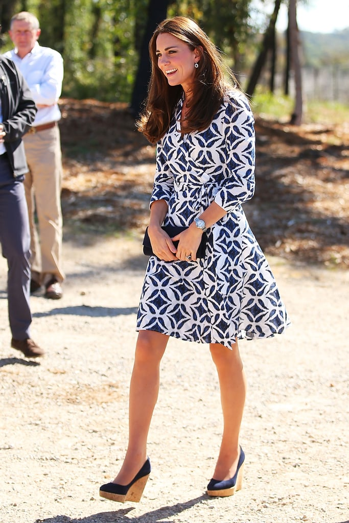 Kate Middleton at Winmalee Guide Hall