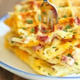 Meal: Ham and Cheese Hash Brown Waffles