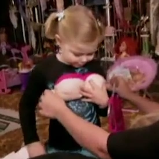 Padded Bras For Kids (Video)