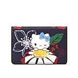 Furla Kitty Toni Blu Credit Card Case