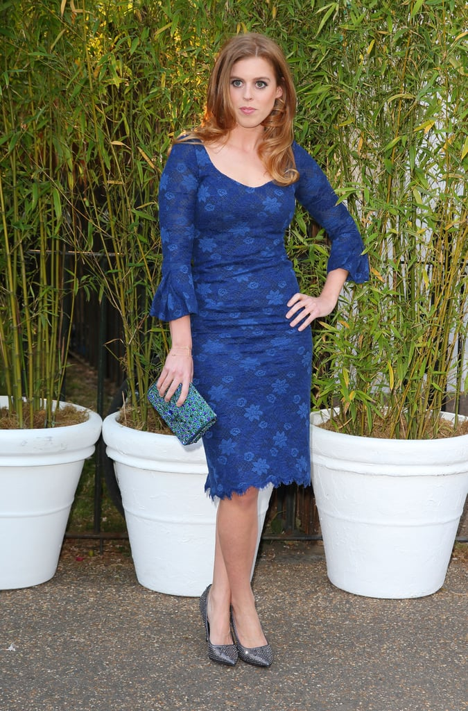 Princess Beatrice, Charity Summer Party 2013