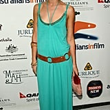 Rachael was all smiles at the Australians in Film 2006 Breakthrough Awards in Beverly Hills in May 2006.