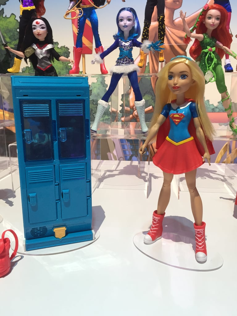 DC Super Hero Girls Locker Accessory