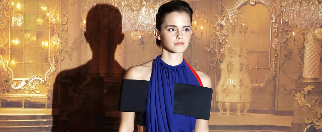 "5 Completely ""Green"" Red Carpet Looks Emma Watson Has Worn on Her Press Tour"