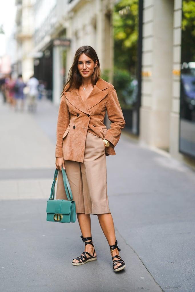 How to Wear Suede: A Blazer