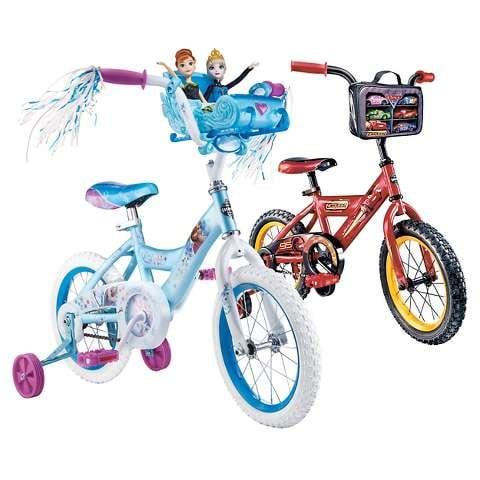 "14"" Character Bike"