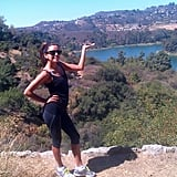 Eva Longoria took a hike in Hollywood. Source: Eva Longoria on WhoSay