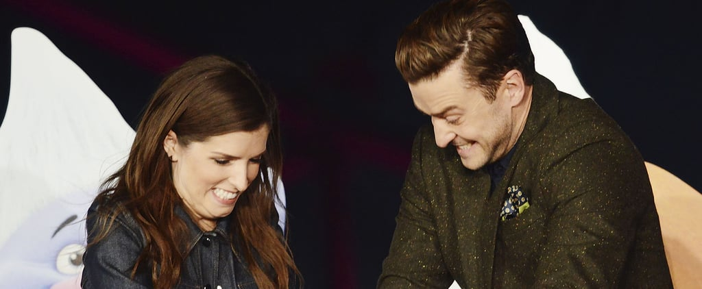 Justin Timberlake and Anna Kendrick Attempt to Light the London Eye, Fail Miserably