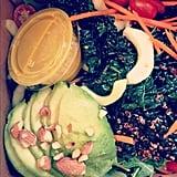 Dino Kale Salad, The Plant, San Francisco