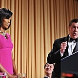Michelle Obama White House Correspondents' Dinner Dresses