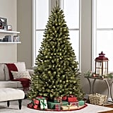 Best Choice Products 6ft Pre-Lit Spruce Hinged Artificial Christmas