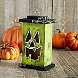 Happy Led Wood Jack-O-Lantern ($1-$8)