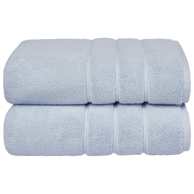 Bath Towels, Set of 2