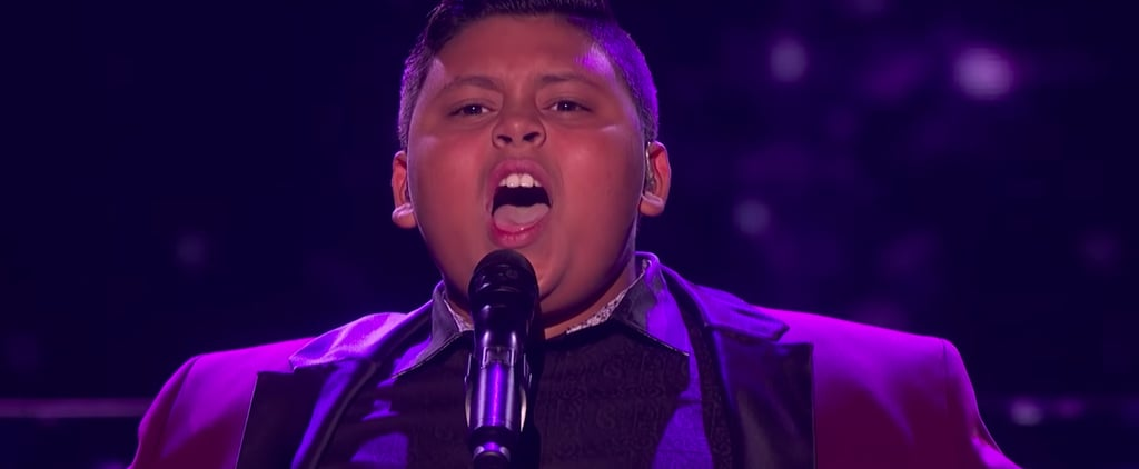 """Watch Luke Islam Sing The Greatest Showman's """"Never Enough"""""""
