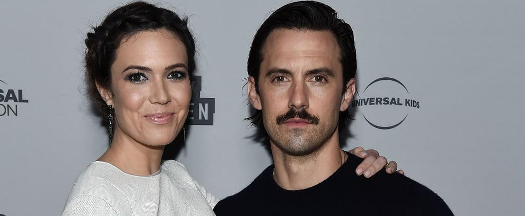 Mandy Moore and Milo Ventimiglia Watch This Is Us Together, Because They Live to Melt Our Hearts