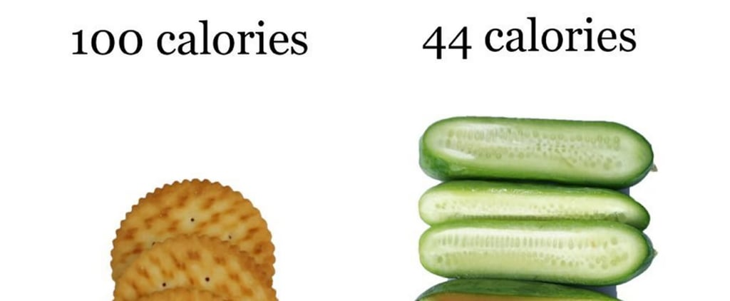 How to Save Snack Calories