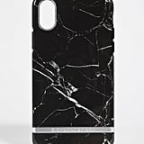 Richmond & Finch Black Marble iPhone Case