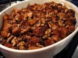 Apple-Walnut Bread Pudding