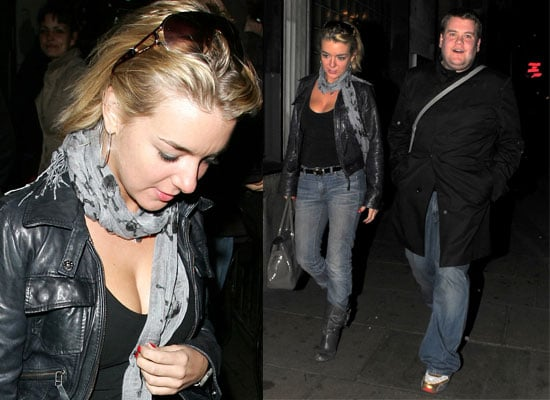 Photos Of James Cordan and Jonathan Creek's New Sidekick Sheridan Smith Out In London Together... On A Date?