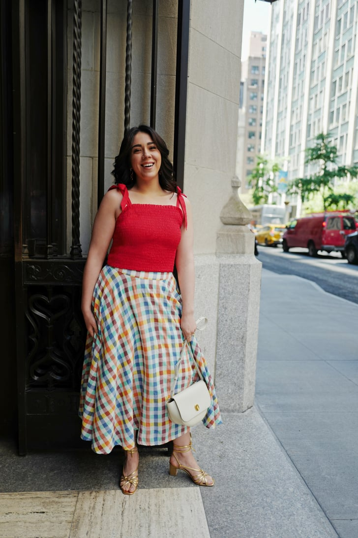 These Cute Summer Outfits Are Made For Curvy Women Popsugar Fashion