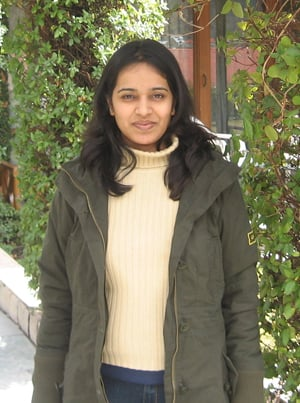 Geeky Girl We Love: Nandini Maheshwari