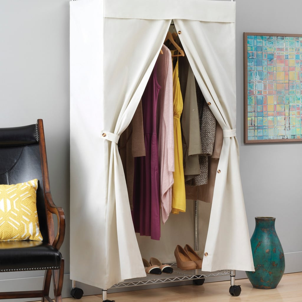 Best Clothing Rack For Small Spaces Popsugar Home