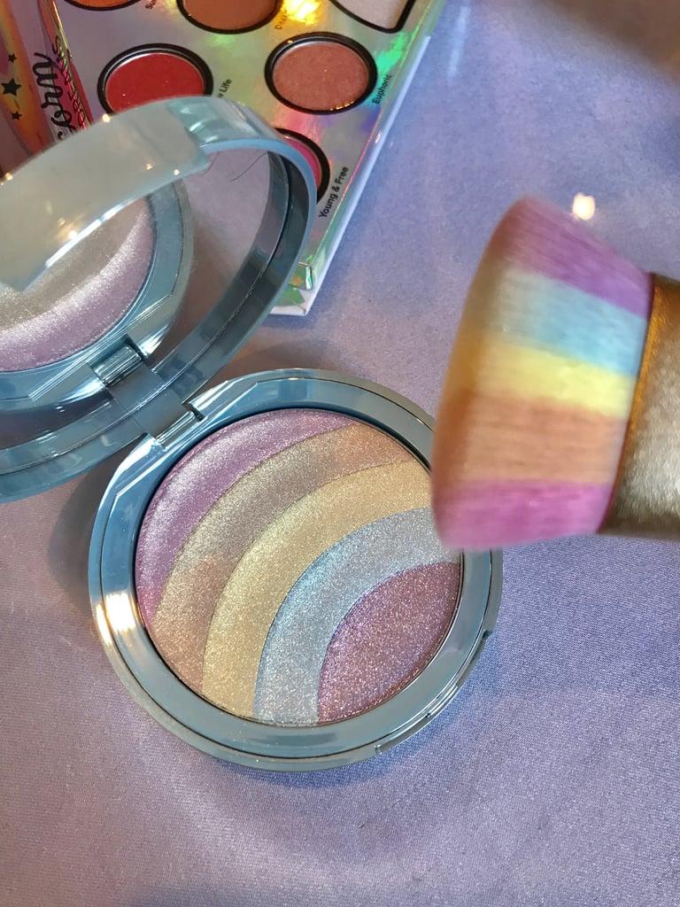 Too Faced Cosmetics Rainbow Strobe Highlighter ($30)