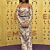 Lyric Ross at the 2019 Emmys