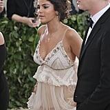 Selena Gomez Hair and Makeup at the 2018 Met Gala