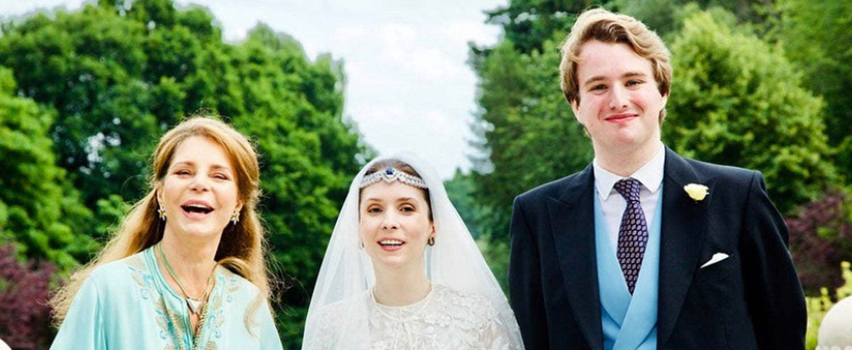 من تزوّجت الأميرة الأردنية راية بنت الحسين؟