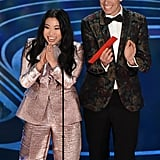 Crazy Rich Asians Cast at the 2019 Oscars
