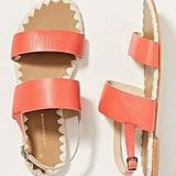 Anthropologie Brette Sandals