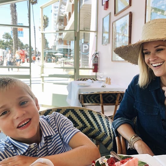 Reese Witherspoon's Son Tennessee Looks So Much Like Her