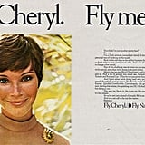 "In 1971, this sexist National Airlines ad angered a lot of women — and increased passengers by 23 percent. Due to the success of this ad campaign, TV spots soon followed with actresses whispering, ""I'm going to fly you like you've never been flown before.""  A San Francisco-based group called Stewardesses for Equal Rights complained to the Federal Communications Commission and the Equal Employment Opportunity Commission, but by then, the damage was done and the sexualization of women working in the air was complete."