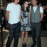 Celebrities at Rag & Bone LA Store Opening