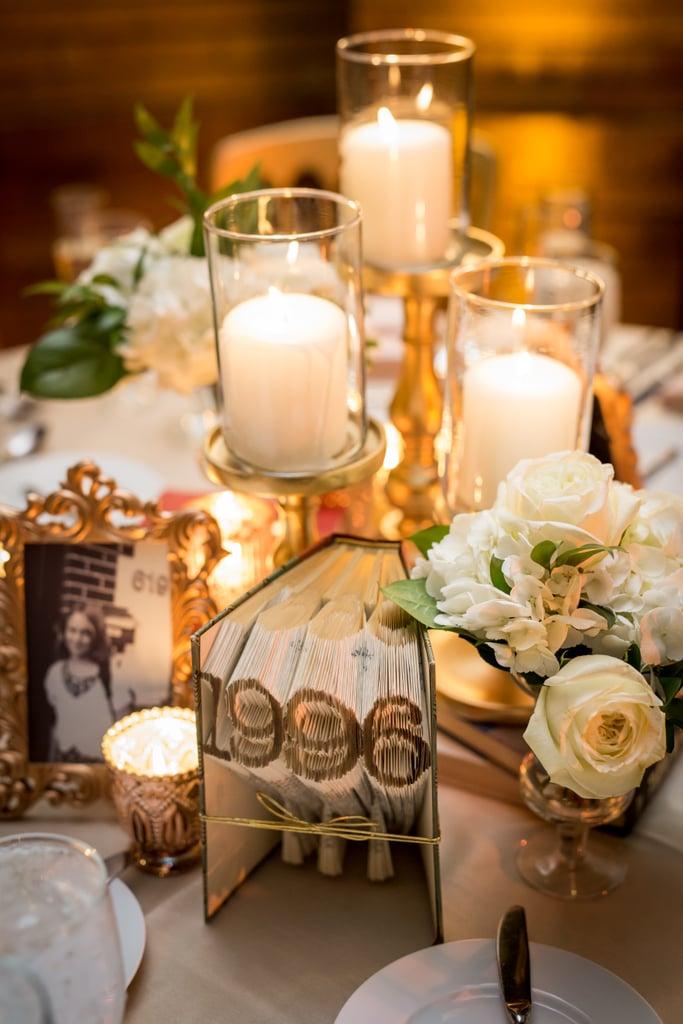 Elegant Book Themed Wedding Popsugar Love Sex Photo 29