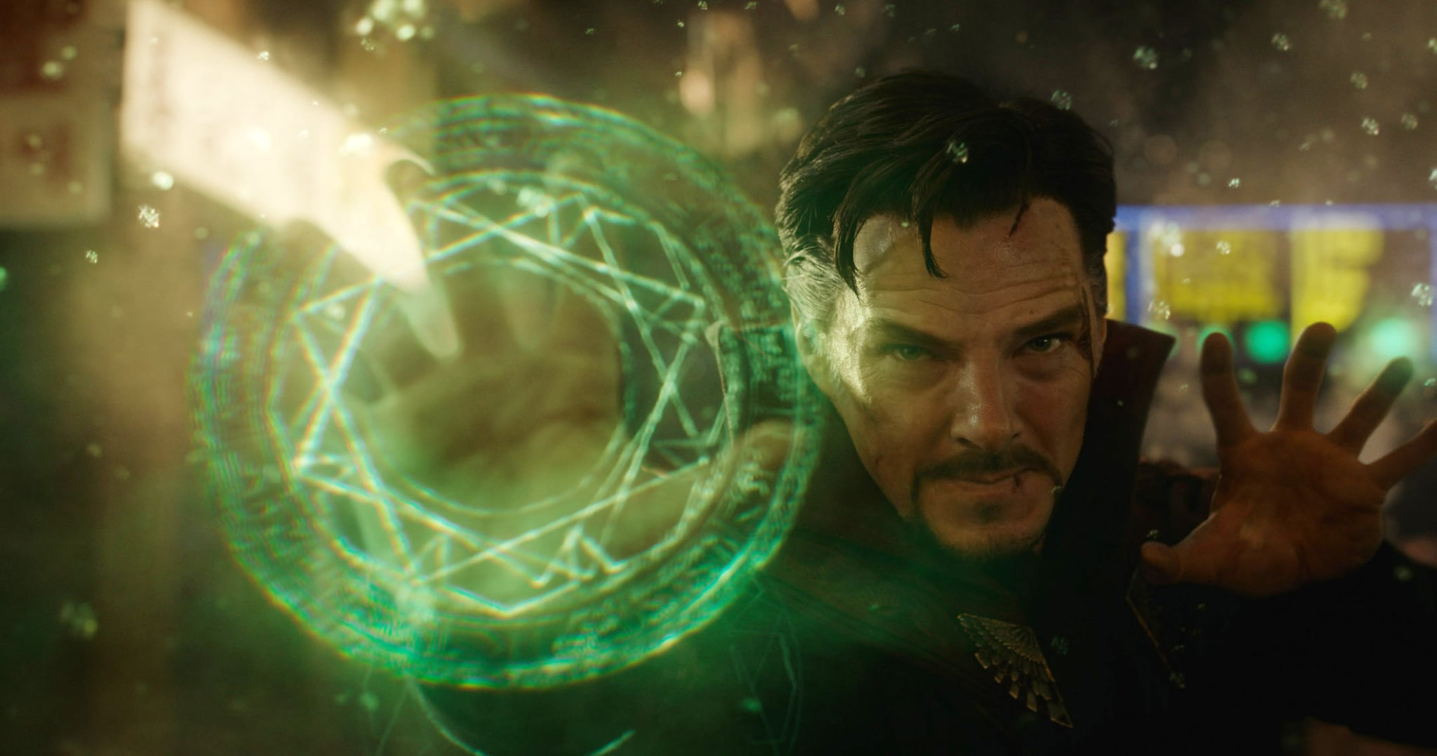 DOCTOR STRANGE, Benedict Cumberbatch, as Dr. Stephen Strange, 2016.  Walt Disney Studios Motion Pictures /Courtesy Everett Collection