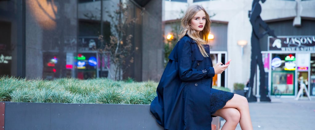 8 Coat Styles That Will Actually Look Cute With Your Fancy Holiday Dress
