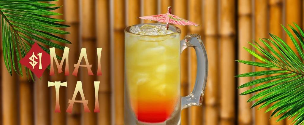 Applebee's Mai Tai Drink August 2019