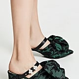 Mother of Pearl Ivy Mules