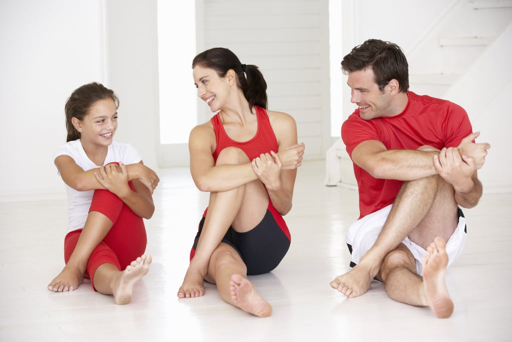 Get Fit With Dad on Father's Day