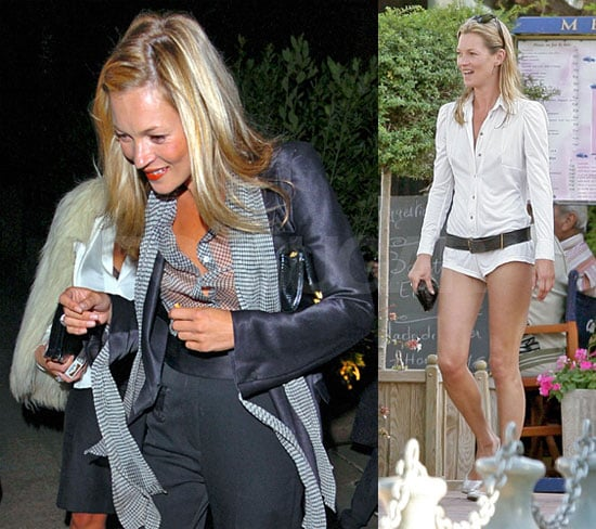 Kate Moss Designs For Charity