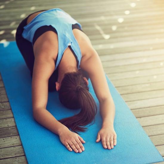 3 وضعيات يوغا مهدئية لتضيفيها إلى تمارينك