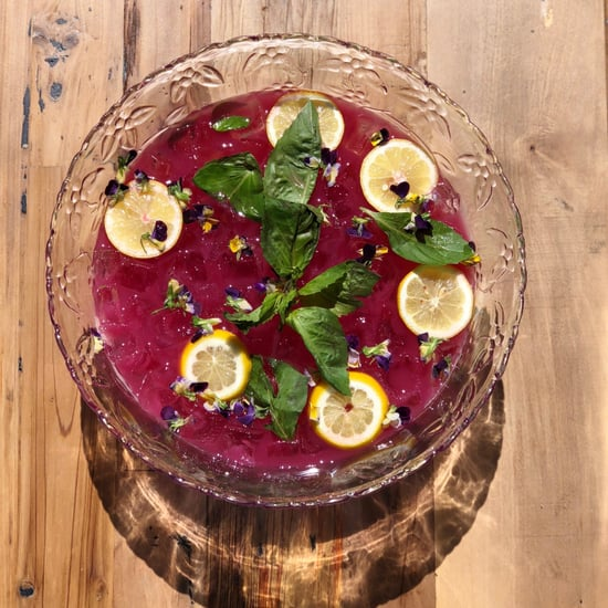 Beet Juice Tequila Punch