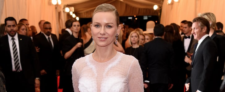 Naomi Watts Flies Solo at Her Lucky 7th Met Gala