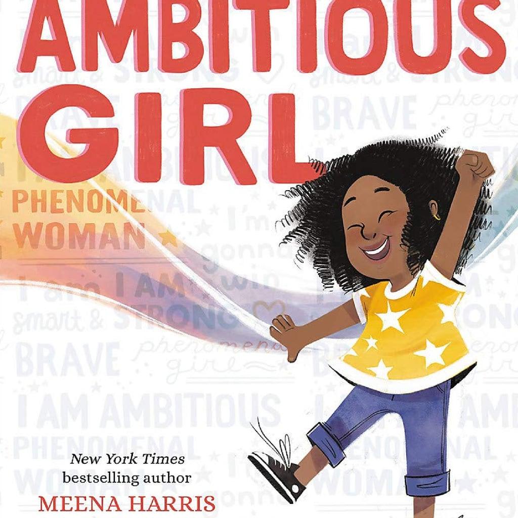 Meena Harris's Ambitious Girl Children's Book Details
