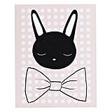 The Land of Nod Oh Bunny Wall Art
