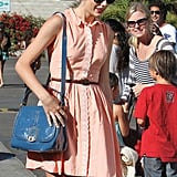 Selena Gomez and Taylor Swift Lunch Pictures in Malibu