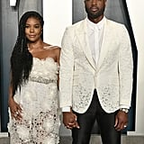 Gabrielle Union and Dwyane Wade at the Oscars Afterparty