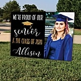 Proud of Our Senior Graduation Yard Sign